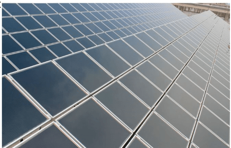 installation of Perovskite PV modules
