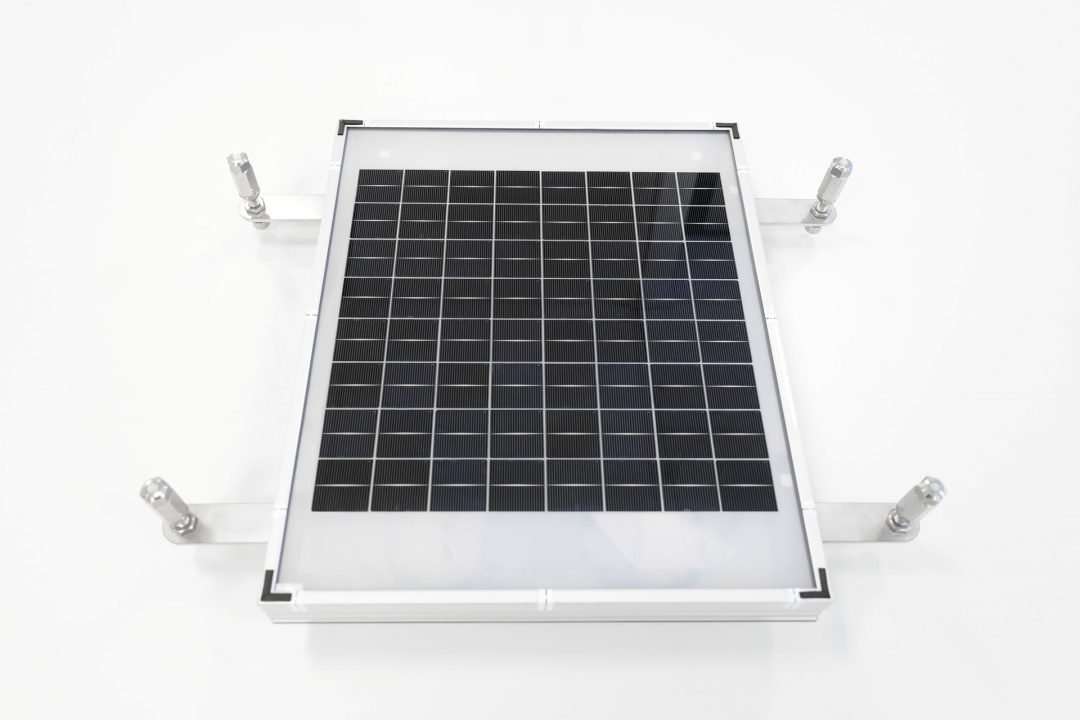 Flasher Solar simualtor for microuniformity measurement system