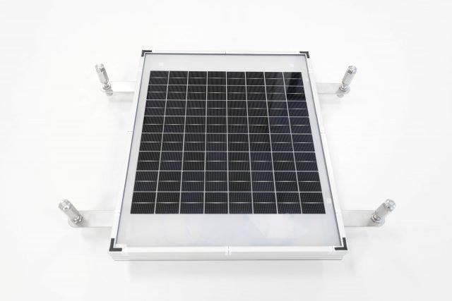 Flasher Solar simualtor for microuniformity measurement system
